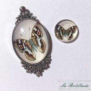 Cabuchones Cristal Mariposa Modelo 2