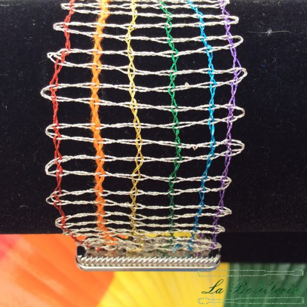 Pulsera Arco Iris LGTB