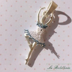 Colgante Bailarina Ballet