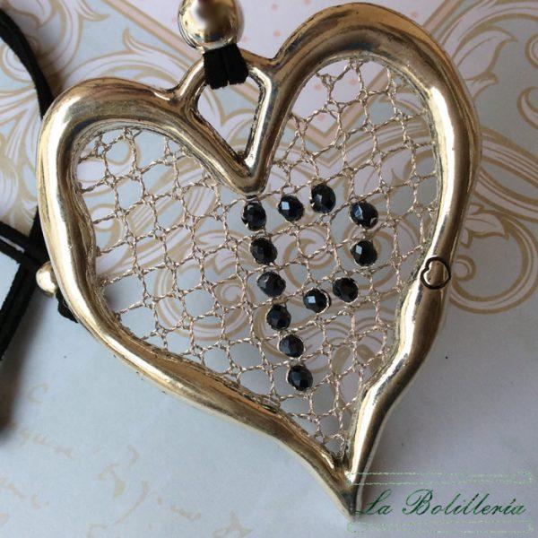 Colgante Corazón Pilar