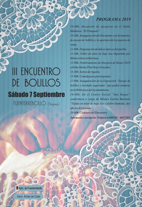 Fuenterrebollo Segovia