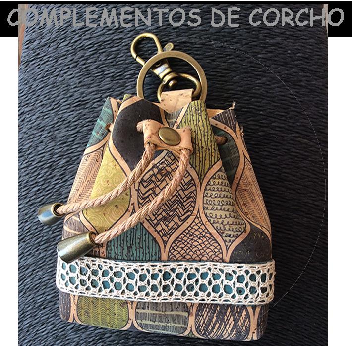 Complementos de Corcho - La Bolillería