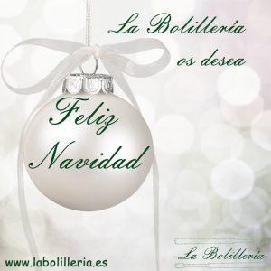 Feliz Navidad La Bolillería