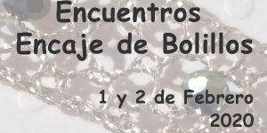 Encuentros de Encaje de Bolillos Febrero 2020 - La Bolillería
