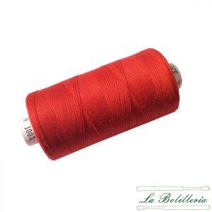 Hilo Algodón Anchor Lace Rojo 46