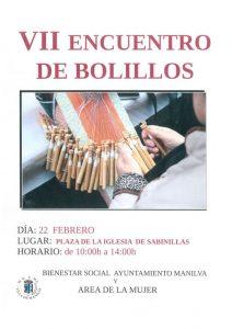 Manilva - Málaga - Encuentros de Encaje de Bolillos Febrero 2020 - La Bolillería