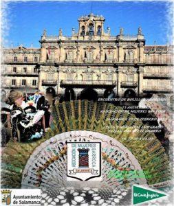 Salamanca Encuentros de Encaje de Bolillos Febrero 2020 - La Bolillería