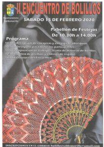 Valdemorillo - Madrid Encuentros de Encaje de Bolillos Febrero 2020 - La Bolillería