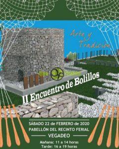 Vegadeo - Asturias Encuentros de Encaje de Bolillos Febrero 2020 - La Bolillería