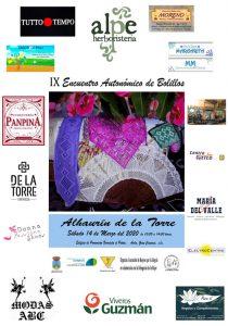 Alharin de la Torre - Malaga - Encuentros de Encaje de Bolillos Marzo 2020 - La Bolillería