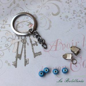 Llavero Kit - La Bolillería - Tu lugar para el Arte de los Bolillos