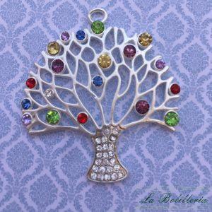 Colgante Árbol de la Vida - La Bolillería - Tu Lugar para el Arte de Los Bolillos
