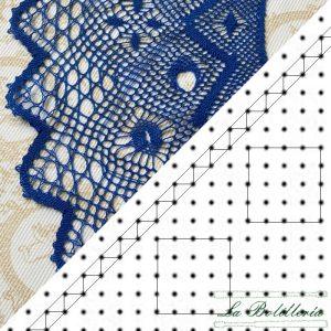Patrón Abanico AB06 - La Bolillería - Tu lugar para el Arte de los Bolillos