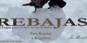 Rebajas Enero - La Bolillería - Tu Lugar para el Arte de Los Bolillos
