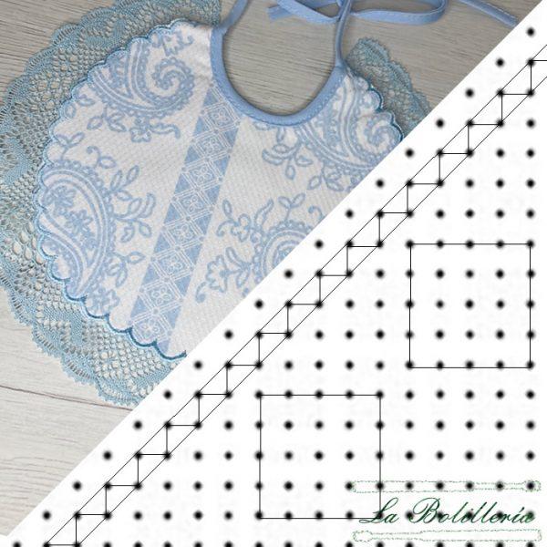 Kit Babero Onditas - La Bolillería - Tu lugar para el Arte de los Bolillos