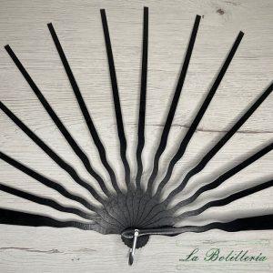 Varilla Sipo Lacado Negro - La Bolillería - Tu lugar para el Arte de los Bolillos