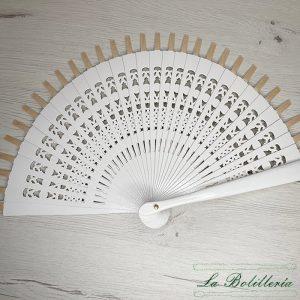 Varillas Abanico Blanco - La Bolillería - Tu Lugar para el Arte de los Bolillos