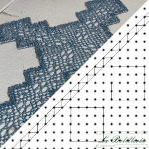 Patrón Cruz - La Bolillería - Tu lugar para el Arte de los Bolillos