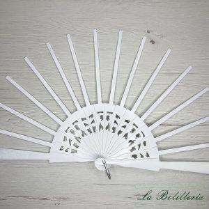 Varillas Abanico Sipo Lacado Modelo 5 - La Bolillería - Tu Lugar para el Arte de los Bolillos