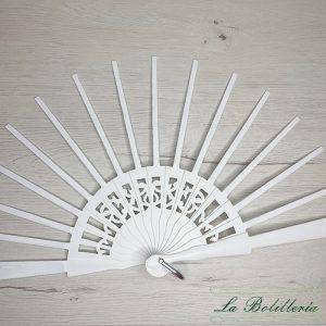 Varillas Abanico Sipo Lacado Modelo 6 - La Bolillería - Tu Lugar para el Arte de los Bolillos