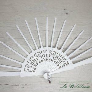 Varillas Abanico Sipo Lacado Modelo 7 - La Bolillería - Tu Lugar para el Arte de los Bolillos
